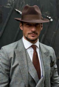 chapeu masculino tradicional