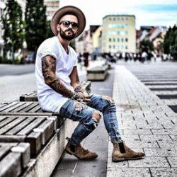 12 maneiras de usar chapéu masculino com estilo