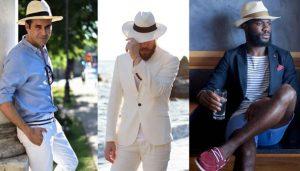chapeus para homens