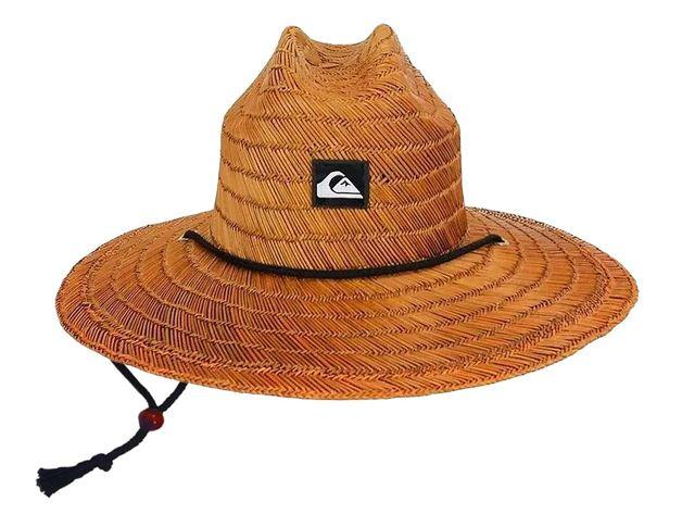 chapeu de palha trançada